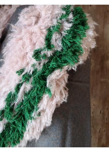 collo lana recuperata ecomoda eco-lana