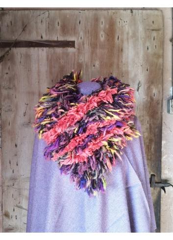 collo lana riciclata ecomoda lanificio paoletti