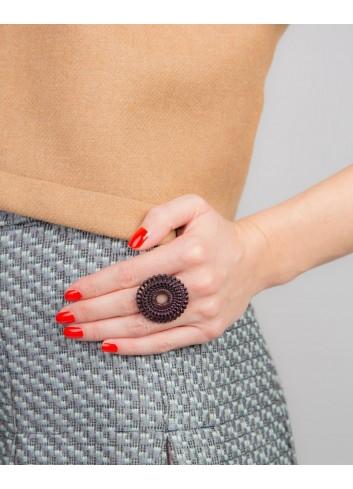 Circle Venice ring