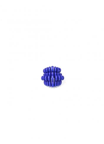 Anello teneriffe  blue Francesca bijoux