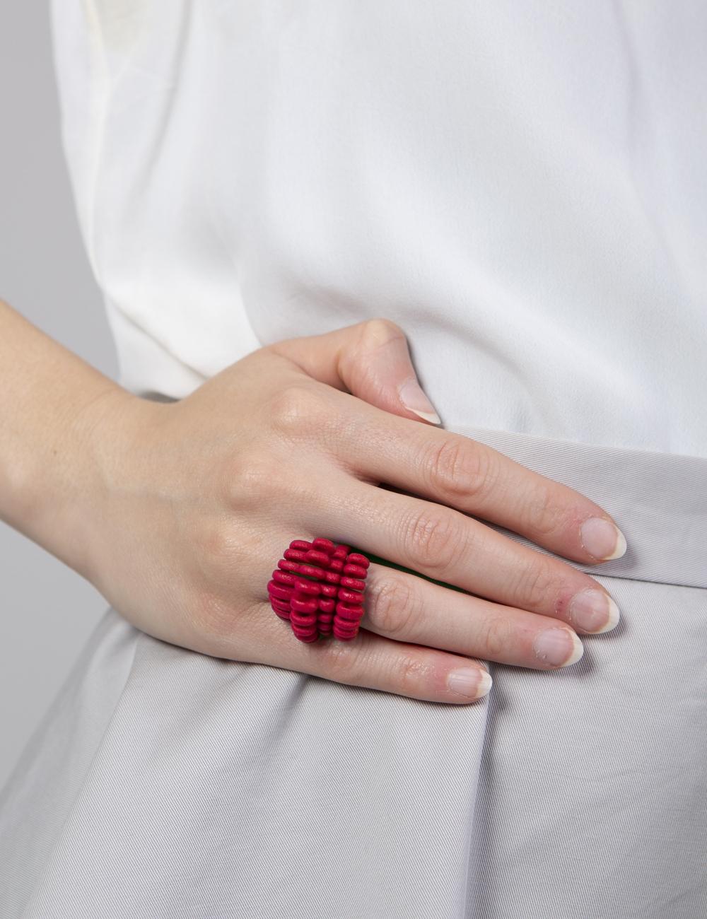 Teneriffe Ring Paolin bijoux gift