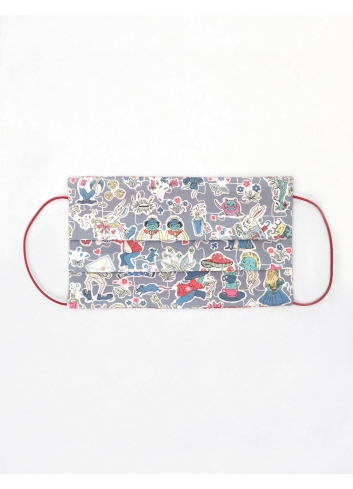 Alice Mask, reusable, double-sided liberty london uk cotton