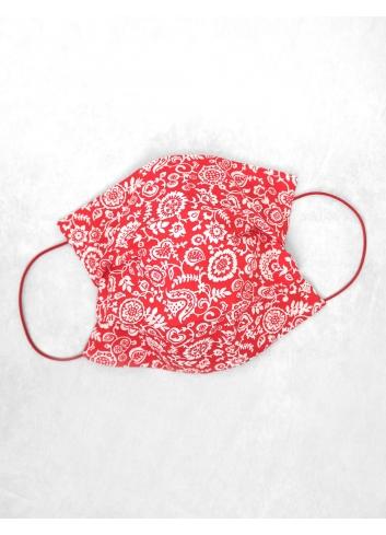 Alice mascherina mask lavabile idea regalo colorata wonderland natale liberty christmas navidad