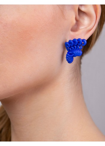 Merletto earrings ER-12 ANIMA Paolin fashion custom jewellery
