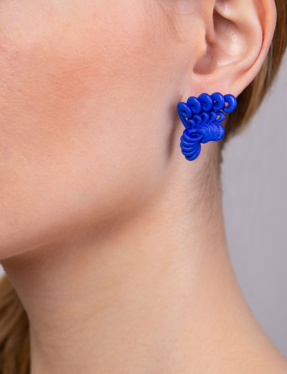 Merletto earrings ER-12 ANIMA Paolin fashion custom jewellery