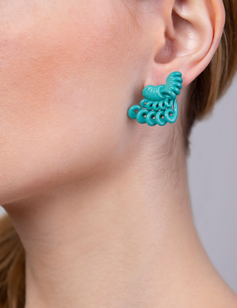 Hyacinth earrings ER-11 ANIMA Paolin fashion custom jewellery