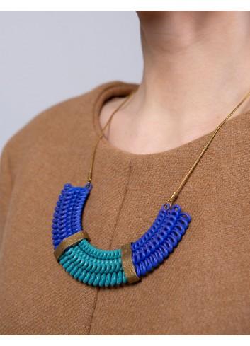 Collana Teneriffe III NK-23BV BLUE e ANIMA bijoux Paolin