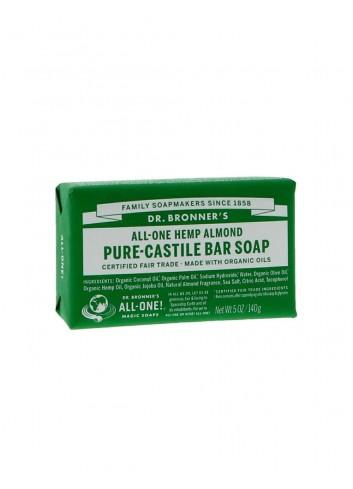 Dr Bronner organic oils soap fair trade almond