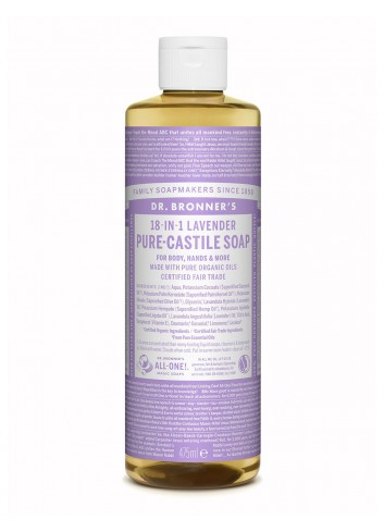 18in1 Lavender pure-castile...