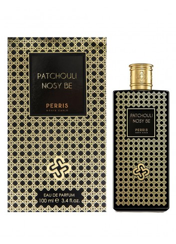 Perris Monte Carlo patchouli nosy be eau de parfum 100ml perfume