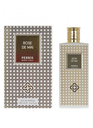 Perris Monte Carlo eau de parfum rose de mai 100ml perfume
