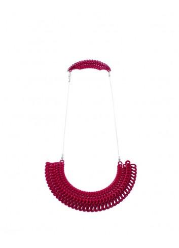 Teneriffe necklace
