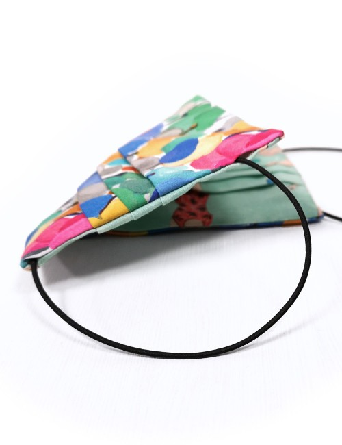 fashion reusable mask sartorial made in italy