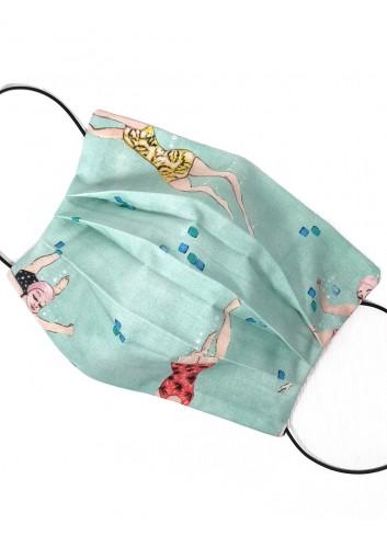mascherina lavabile fashion vintage online