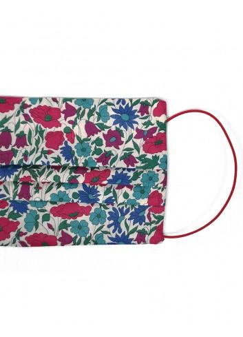 reusable masks straps adjustable fabric cotton 100 london