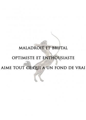 Sans Blague Maison Douze perfume personality sagittarius sign