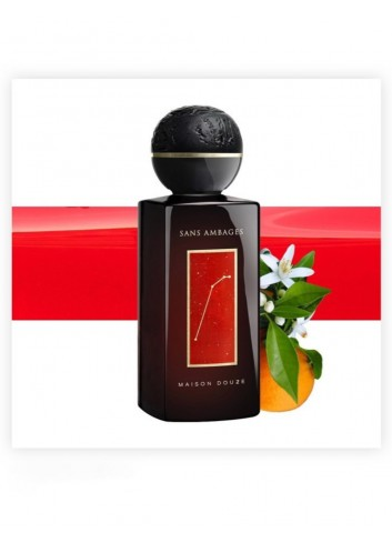 Sans Ambages Maison Douze perfume aries sign