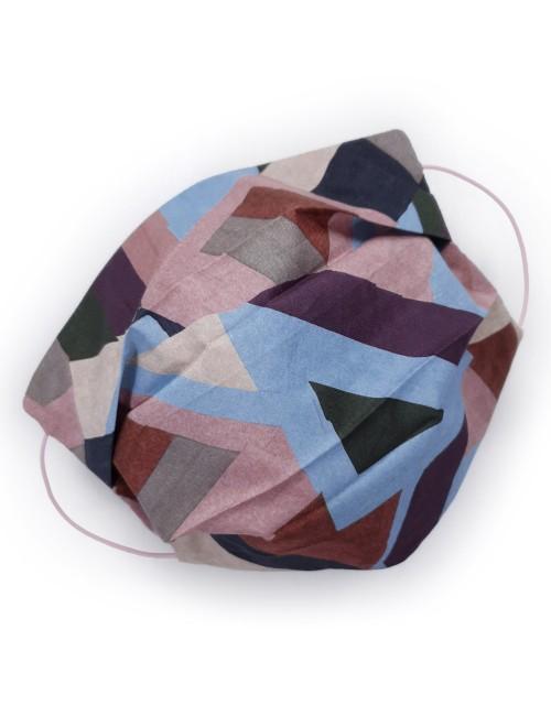 mascherina fashion lavabile e colorata