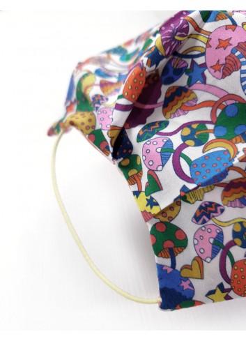 reusable mask london liberty fabric
