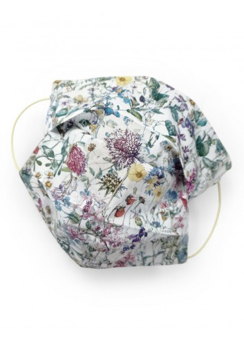 covid mask tana lawn fabric liberty london