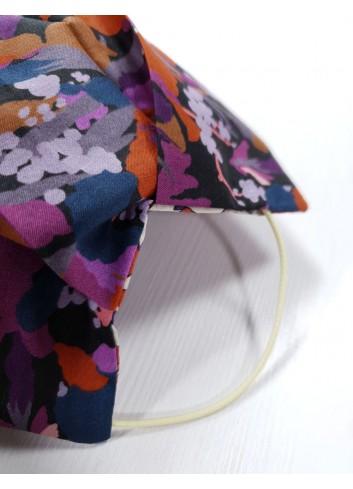 Camo Flower Tana Lawn Cotton Masks