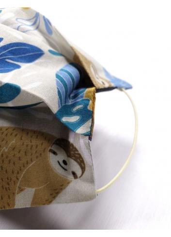 reusable mask double sided liberty london fabric