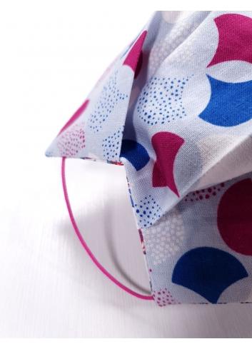 mascherine colorate fantasia in cotone