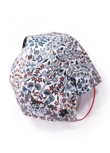 colourful liberty london fabric reusable mask