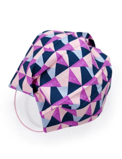 colourful fashion face mask