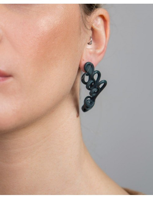 Little Feather earrings