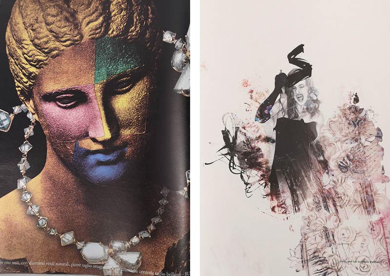 Paolin jewellery Vogue Italia MFF 2005