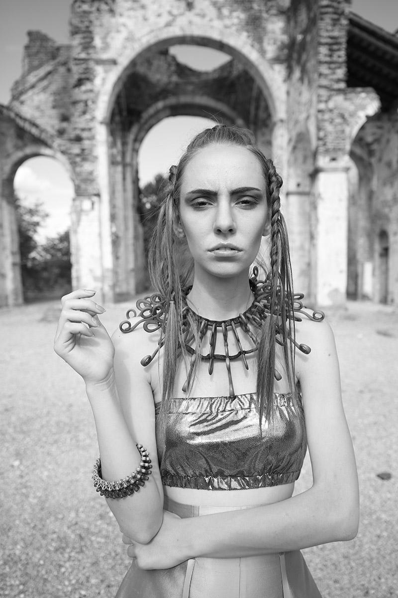 Institute Magazine Paolin bracelet necklace 3D Paola Durighello Valentina Benvegnù Jovana Baco