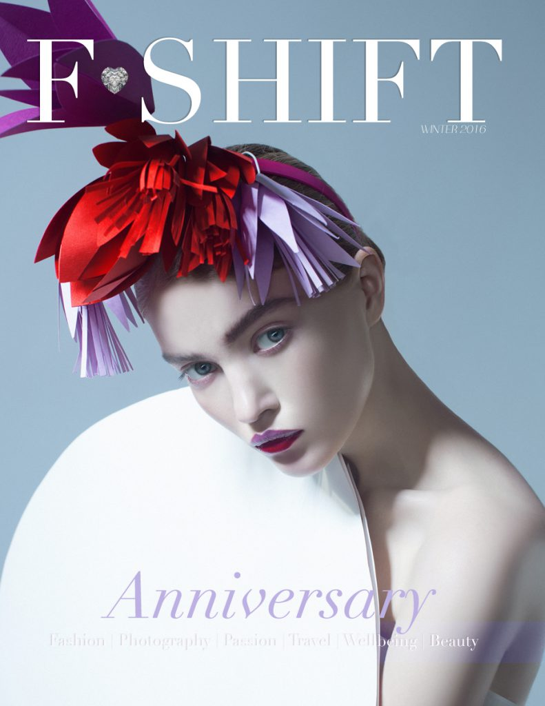 Fashion Shift magazine F Shift beauty lifestyle bijoux fashion jewels Paolin 3D