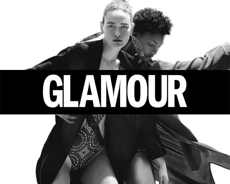 GLAMOUR, July 2018